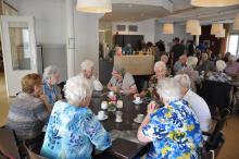Lekker en gezellig eten in de seniorenrestaurants